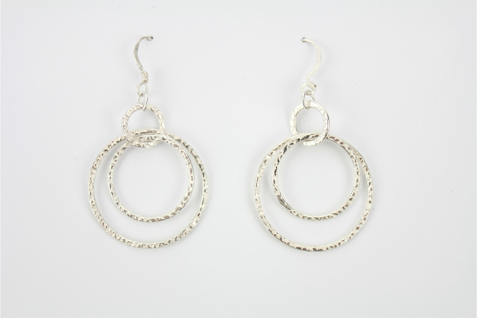 Large Double Circular pattern Hand Made Individual design